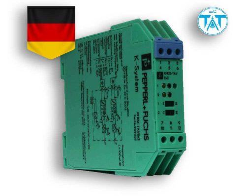 ایزولاتور بریرپپرل اندفوکسPepperl+Fuchs Isolated barrier KHD2-TA1-EX2