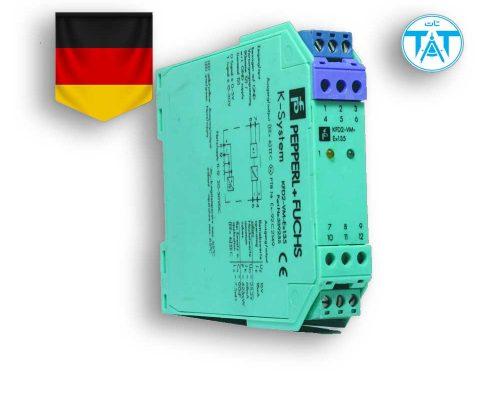 ایزولاتور بریرپپرل اندفوکسPepperl+Fuchs Isolated barrier KFD2-VM-EX135
