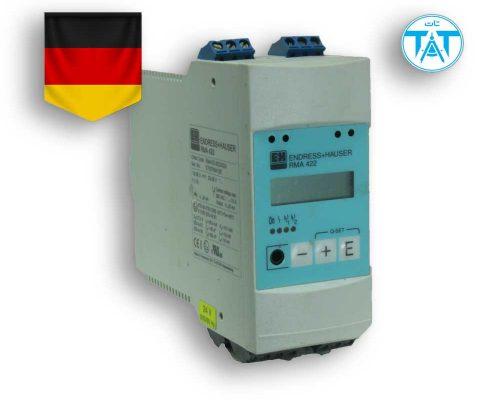 ترانسمیترجریان اندرس هاوزرE+H Current Transmitter RMA422