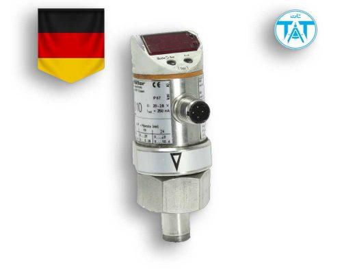 فلوترانسمیتر آی.اف.ام IFM Flow Transmitter SA3010