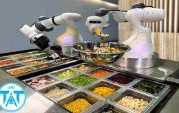 اتوماسیون غذا و روباتیک، بهبود صنعت ، شیر اطمینان