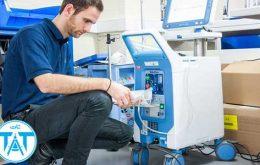 رشد بازار نگهداری تجهیزات پزشکی ، پرشر سوئیچ