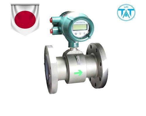 ترانسمیترجریان(فلو)الکترومگنتیک یوکوگاواYOKOGAWA Magnetic Flow Transmitter AXF100C-D2ALSBA1121B